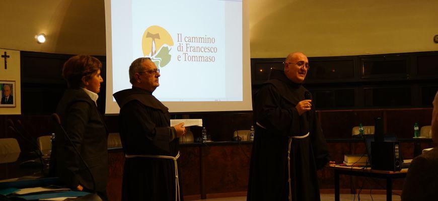 Presentato con successo il progetto del cammino giubilare e francescano che coinvolge Assisi e Celano