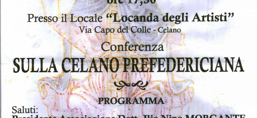L'Associazione 'Osvaldo Costanzi' presenta una serie di conferenze