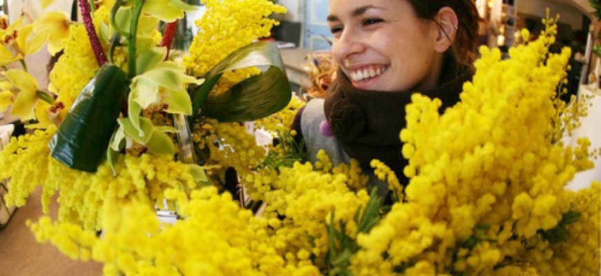 Abusivi 8 Marzo, la Confcommercio 'on the road' per le mimose