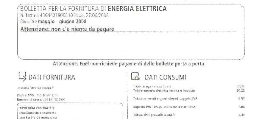 Energia luce e gas: firme false e contratti truffa, ci sono importanti novità