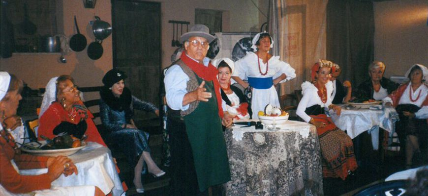 I briganti di Cartore a Santa Maria Valleverde