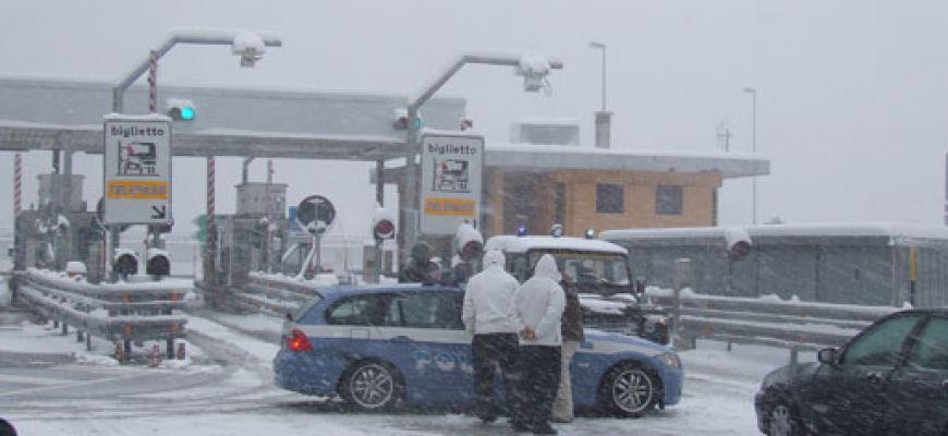 A-24. è tutto pronto per... la neve