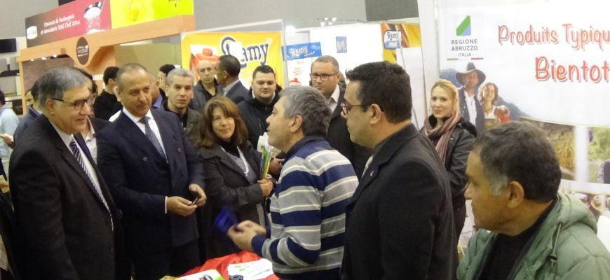 Fiera internazionale agro-alimentare di Orano, l'Algeria parla abruzzese