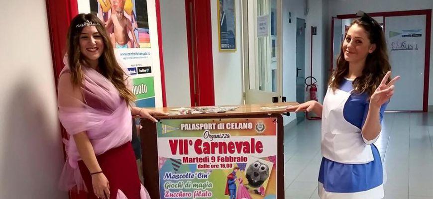Al Palasport di Celano, è Carnevale-mania: mamme in gara per il dolce più buono