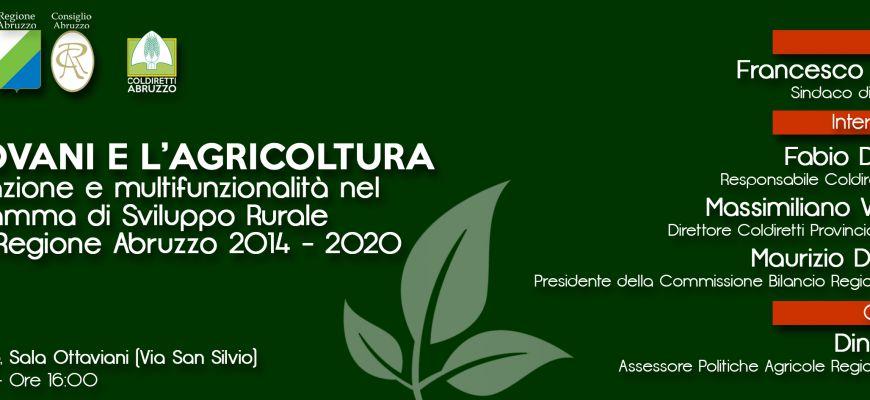 Psr: 9 mln euro per agricoltori aree interne e di montagna
