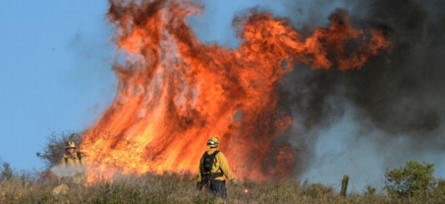 Incendi - Decimo giorno di contrasto continuativo