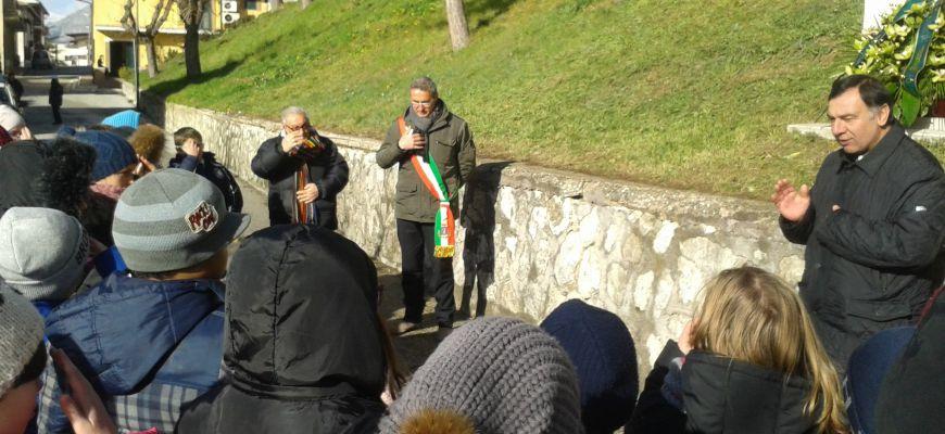 Terremoto Marsica: Pescina commemora vittime sisma