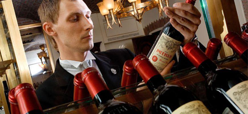 Quali sono i vini più bevuti nella nostra zona?