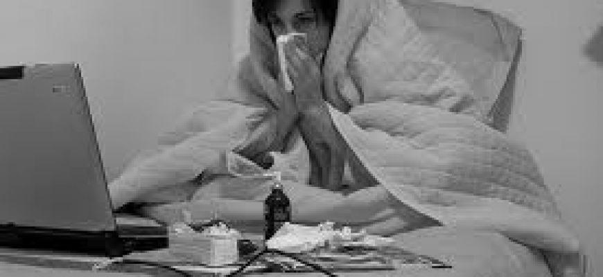 Influenza: virus lontani da picco; 900.000 casi finora