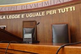 Giustizia: penalisti in sciopero il 24, 25 e 26 maggio