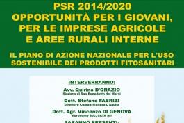 Piano rurale: ultimo appuntamento a San Benedetto