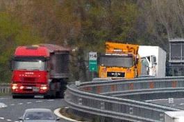 Autotrasporto, fermo generale anche in Abruzzo