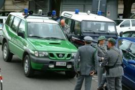 Caccia: bracconiere denunciato dalla Forestale a Canistro