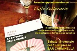 Continua il percorso del Caffè Letterario a Capistrello