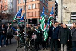 Crisi e lavoro, scatta la protesta in un altro sito marsicano