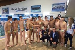 Avezzano nuoto under 17 campione d'Abruzzo