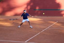 Tennis, serie B, Di Nicola regala la vittoria ai suoi