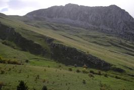 Su monte Tino (La Serra) con Ethnobrain