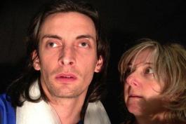 Gianfranco Berardi e Gabriella Casolari al Teatro Talia