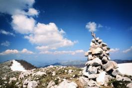 Escursione Cima Vallevona, vince il maltempo