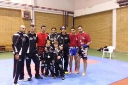 La kickboxing marsicana archivia i campionati regionali e  si prepara a quelli nazionali