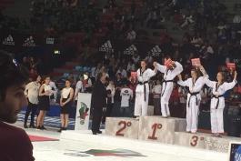 Coppa Italia taekwondo: vanno forte i celanesi