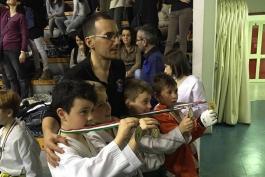 Bottino pieno per la Kumgang ai recenti campionati interregionali di Fabriano