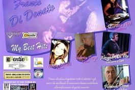 Rinviato il concerto del bassista e cantautore avezzanese Franco Di Donato