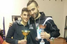 Interregionali di Roma : la K.O. Team Kickboxing del Maestro Maurizio Pollicelli conquista 3 ori, 2 argenti e 1 bronzo