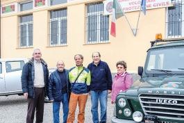 Protezione Civile, dalla Regione arrivano mezzi nuovi