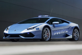 Un utilizzo così la Lamborghini non l'aveva vissuto...