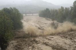Maltempo: Dpc, in Abruzzo allerta gialla rischio idrogeologico