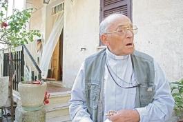 CAPISTRELLO PIANGE UN'ALTRA PERDITA-LA MORTE DI MONSIGNOR EZIO DEL GROSSO