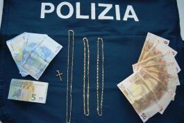 Si fingono clienti e rubano preziosi in una gioelleria : la Polizia denuncia tre donne