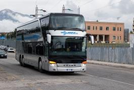 Trasporto pubblico: crollano i passeggeri nella nostra provincia