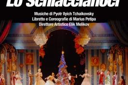 Lo Schiaccianoci ad Avezzano con il Balletto di Mosca
