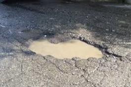 Strade provinciali: mai più crateri sotto le nostre ruote?