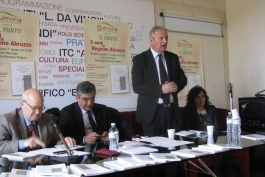 'Sindaco non è solo', parole di vicinanza da Giuseppe Di Pangrazio