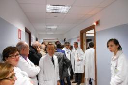 Neurochirurgia: Di Pangrazio soddisfatto per nuova unità operativa