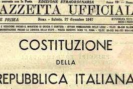 Referendum costituzionale, è nato il 'Comitato per il Sì Marisca'