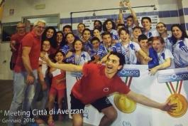 Grande successo per il 2° meeting città di Avezzano 'Memorial Cecchino Di Matteo'