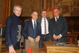 Comune Avezzano: gli scatti dell'incontro con Cesa