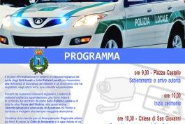Mercoledì Festa della Polizia Locale ad Avezzano