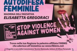K.O. Team Kickboxing OrganiZation 'Stop violence against women'