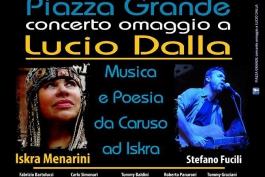 Lilt e comune di Avezzano: l'8 maggio concerto dedicato a Lucio Dalla
