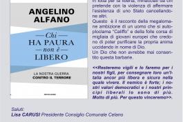 Angelino Alfano a Celano, ecco il programma