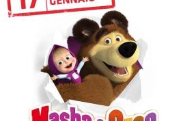 A grande richiesta al centro commerciale 'I Marsi' ritornano Masha e Orso!