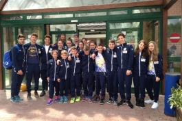 Avezzano Nuoto. Trasferta a San Marino