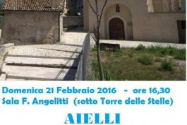 Il Wwf Abruzzo montano si è riunito ad Aielli