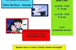 Laboratorio di Magia, Clownerie e Giocoleria ad Avezzano
